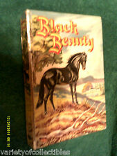 1955 Hardcover Black Beauty Book with Illustrations by Whitman Publishing 1604