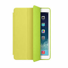 Genuine Apple MF049ZM/A Leather Magnetic Smart Case for iPad Air 1st Gen Yellow
