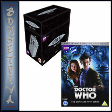 DOCTOR WHO- THE COMPLETE SERIES 1, 2, 3, 4 & 5 ***BRAND NEW DVD***