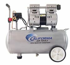 CALIFORNIA AIR TOOLS 8010 Ultra Quiet, Oil-Free, Lightweight Air Compressor