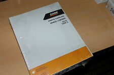 CASE 521e Front End Wheel Loader Parts Manual book spare list catalog 2008 2009
