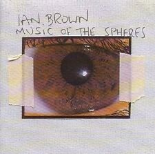 Ian Brown Music Of The Spheres CD NEW 2001 Stone Roses