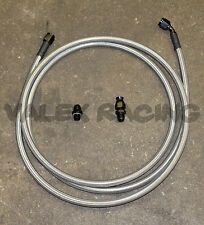 96-00 Civic 2dr Coupe Replacement Stainless Steel Fuel Feed Line Tank to Filter