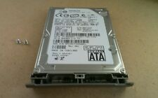 250GB SATA hard drive w/ caddy, Win 7 & drivers for Dell Latitude D620 laptop