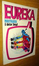 EUREKA # 116-GENNAIO 1974-EDIZIONE CORNO-MOSTRUOSO: IL DOTTOR JEKYLL
