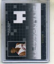 CHRIS BOSH 2007 2008 TOPPS LUXURY BOX JERSEY CARD /199