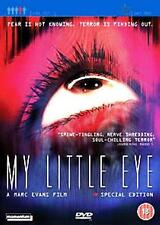 MY LITTLE EYE Marc Evans Reality TV Violent Slasher Horror 2 Disc DVD *EXC*