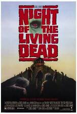 NIGHT OF THE LIVING DEAD Movie POSTER 27x40 Tony Todd (I) Patricia Tallman