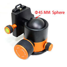 Camera Tripod Head Ball Head With Quick Release Plates For DSLR Camera