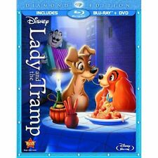 Lady And The Tramp Diamond Edition Two-Disc Blu-ray/DVD