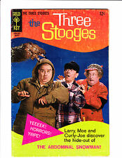 """The Three Stooges   No.38     : 1968 :     : """"The Abdominal Snowman!"""" :"""