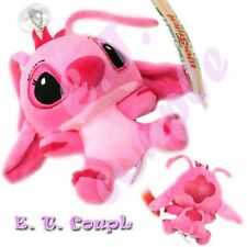 Disney Stitch Angel plush decoration accessory keychain