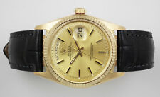 Rolex OYSTER PERPETUO DAY-DATE 1803-SPLENDIDO Champagne Dial (1964)