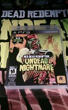 Red Dead Redemption: Undead Nightmare  (Sony Playstation 3, 2010)