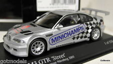Minichamps 1/43 Scale 400 012103 BMW M3 GTR E46 Nurnberg Toy Fair 2005 528 pcs