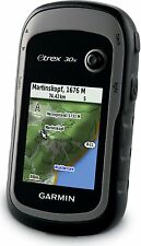 Garmin Etrex 30x GPS Outdoor Handheld with Western Europe Garmin TopoActive Maps