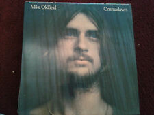 MIKE OLDFIELD OMMADAWN 1975 VIRGIN  RECORDS VINYL LP +INNER*