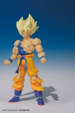 Dragon Ball Z figurine Shodo Super Saiyan Son Goku 8 cm Bandai figure 912374