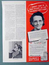 1940 Pillsbury Ad Endorsed by Toonerville Trolley Mrs Hamilton Lord Hartsdale NY