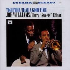 Joe Williams & Harry Edison Together | Original Recording Remastered EMI CD 2001