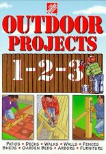 The Home Depot Outdoor Projects 1-2-3 (Home Depot