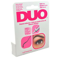 DUO Eyelash Adhesive Dark Tone for Strip Lashes 0.25oz 7g #568044