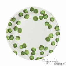 LUXURY CHRISTMAS SPROUT PLATES - Xmas Dinner/Party/Buffet - FULL RANGE IN SHOP