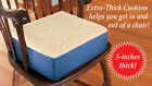 EXTRA Thick Seat Riser Cushion 5