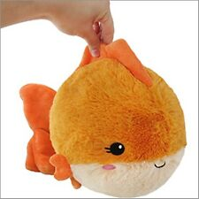 "SQUISHABLE Fancy Goldfish 7"" stuffed animal LIMITED EDITION Hand numbered NEW"