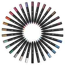 SHANY Lipstick Eye Shadow Eyelid Lip Liner Shimmer Chunky Pencil Eyeliner Set 30