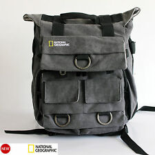 National Geographic Earth Explorer NG5162 DSLR Camera Lens Bag Backpack GREY