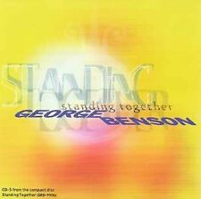 GEORGE BENSON / STANDING TOGETHER 4 SONG CD SINGLE STILL SEALED