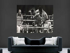 MUHAMMAD ALI BOXING   HUGE LARGE WALL ART POSTER PICTURE