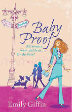 BABY PROOF, EMILY GIFFIN, Used; Good Book