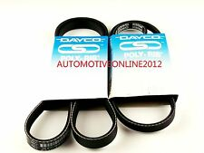 SUZUKI GRAND VITARA FAN BELT KIT SUITS 2.7L V6 DOHC H27A ENGINES 9/2005-7/2008
