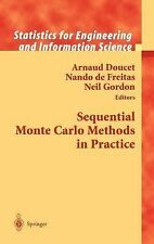 Information Science and Statistics Ser.: Sequential Monte Carlo Methods in...
