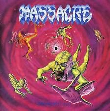 MASSACRE - From Beyond LP - Death Metal Classic - Earache FDR - Black Vinyl
