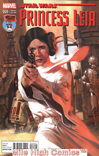 PRINCESS LEIA (STAR WARS) (2015) #4 MILE HIGH VARIANT NEAR MINT COMIC BOOK