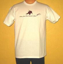 Wines from Don Quixote's Spain NEW T-Shirt - Men's M, White, SPANISH WINE LOVER