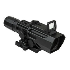VISM ADO 3-9x42 Scope + FlipUp Red Dot Sight For Remington 770 597 / VADOBP3942G