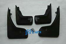 Mud Flaps Splash Guards Front + Rear Mudflaps For Land Rover Freelander 2 06-14