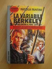 La variabile Barkeley COSMO 261 di Nicola Fantini Ed.Nord 1995