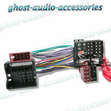 AUDI a4 Parrot Bluetooth Vivavoce Kit Auto SOT Cavo T-Harness ct10au01