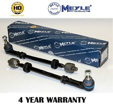2 x VW TRANSPORTER T4 MEYLE HD INNER + OUTER TIE ROD ENDS STEERING TRACK RODS