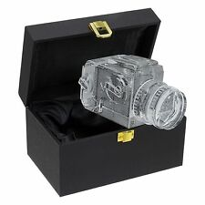 Fotodiox Crystal Medium Format Camera Display Model replica of Hasselblad 503cm