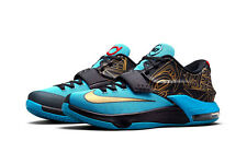 NIKE Mens Zoom N7 HOLIDAY 2014 COLLECTION Dk Tros/MtllcGld/Blck/Unvrsty Size 9.5