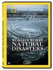 National Geographic: World's Worst Natural Disasters DVD Region 1
