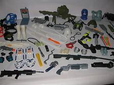 Action Man / GI Joe accessories & spare parts. Some vintage items LOT 2