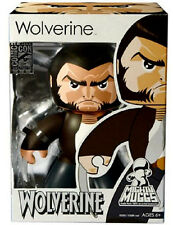 "MARVEL MIGHTY MUGGS Collection_WOLVERINE 6"" figure_LOGAN_Comic Con Exclusive_MIB"