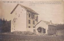 BRECHAUMONT GUERRE 14-18 WW1 bureau des douanes allemandes écrite 1914